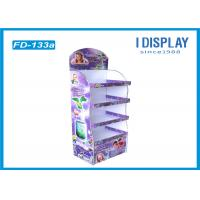 Wholesale Animation POP Cardboard Retail Display Stands / Cardboard Display Shelves from china suppliers