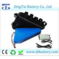 Wholesale Triangle battery pack 48V 26Ah for mountain bike/Fat bike/SORDOR ebike with triangle bag from china suppliers