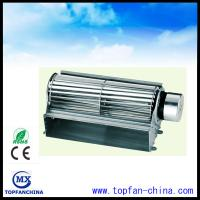 Wholesale DC 12V 65mm X 240mm Aluminum Cross Flow Fans 2000RPM 200CFM with Mater Frame from china suppliers