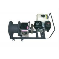 Wholesale Gasoline Engine Small Cable Pulling Winches for Power Construction from china suppliers