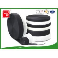 Wholesale Grade A Heavy duty fabric hook and loop fasteners 100% nylon black and white from china suppliers
