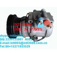 Wholesale 5PK ac compressor 10PA17VC Toyota Camry 2.2 1994-2002  147200-4490 147200-4500 1472004490 1472004500 88320-32090-84 from china suppliers