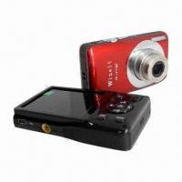 Wholesale 15 MP Maximum 2.7-inch TFT LCD Digital Camera with 5X Optical Zoom from china suppliers