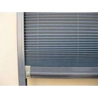Plisse insect screen