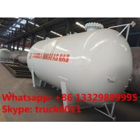 Wholesale China cheaper 10tons surface lpg gas storage tank for anhydrous ammonia for slae, HOT SALE! surface lpg ags storage tank from china suppliers