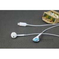Wholesale 8 Pin Jack White Earphone MFI Earphone for iPhone 7 Replacement Parts from china suppliers