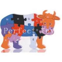 Wholesale New Milch cow puzzle /wooden Puzzle /wooden Toys from china suppliers