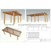 Wholesale DIY pergola pictures 26ft.*13ft.*8ft.(OLDA-5023) from china suppliers