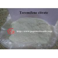 Wholesale 89778-27-8 Anti Estrogen Powder Oral Steroid Toremifene Citrate for Cancer Treatment from china suppliers