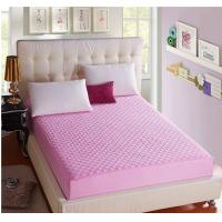 Buy cheap Hypoallergenic color Waterproof Mattress Protector/Cover with skirt for hotel home from wholesalers