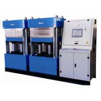 Wholesale 10.4 inch PLC Screen credit card making machine , pvc card making machine 550 x 700mm from china suppliers
