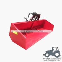 Wholesale 6HTB-Hydraulic tipping link box metal transport box - 6ft from china suppliers