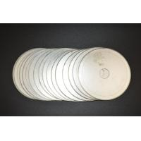 """Wholesale 6""""inch -20""""inch Ultra Thin Sintered Diamond Lapidary Notched Rim Saw Blades With Single Directional Blades from china suppliers"""