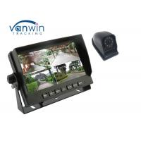 Wholesale 4CH 720P Car DVR With Hard Disk Storage , 4 AHD Cameras Recording For Truck from china suppliers