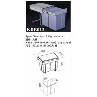Wholesale Trash Bin|Kitchen Bin|Cabinet Bin|Garbage Bin|Waste Bin KDB012 from china suppliers