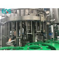 Wholesale Glass Bottle 4 in 1 Monoblock Pulp Juice Filling Machine With PLC Control from china suppliers