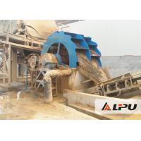 Wholesale Large Capacity Industrial Sand Plant Equipment For Construction , High Power from china suppliers
