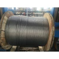 "Wholesale Water Resistance Galvanized Stranded Steel Wire , 3/8"" Steel Cable 7 X 3.05mm from china suppliers"