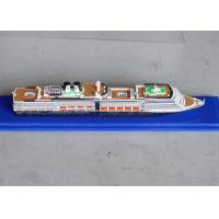 Wholesale Nieuw Amsterdam Cruise Ship Model With Nano Printing Hull Logo Printing from china suppliers