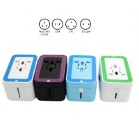 Wholesale Small AC Dual USB Travel Charger Adapter , Power Travel Adaptor With USB Port from china suppliers