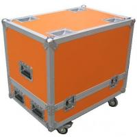 Wholesale Orange 9mm Wood  Board  Rack Flight Case  For Sound Speaker  Equipment from china suppliers