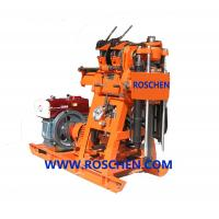 Wholesale Geological Exploration Trailer Mounted Diamond Core Drilling Rig Machine For Wireline Core Drilling from china suppliers