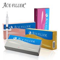 Wholesale Cosmetic Grade High Quality injectable dermal fillers hyaluronic acid filler from china suppliers