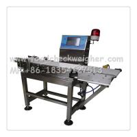 Wholesale check weighers ,weight checker machine ,has same function with mettler toledo from china suppliers