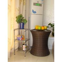 Wholesale 3-Tier Steel Houshold Display Rack (HK-JYP1414-3) from china suppliers