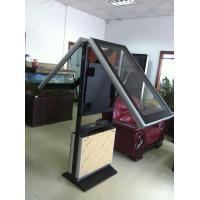 Quality Building Full Screen LCD Media Player 55 Commercial Display Double Side for sale