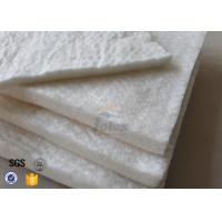 Wholesale E Glass High Silica Fiberglass Needle Mat 1100℃ 20mm For Industrial Filtration from china suppliers