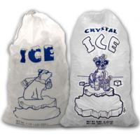Wholesale LDPE vigin material disposable plastic wine ice bag from china suppliers