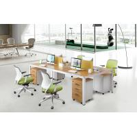 Quality The Newest Office Workstations 4 Person Workstation for sale