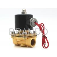 Wholesale 2 Way 2 Position Irrigation Pneumatic Cylinder Valve Normally Closed 2W160-15 from china suppliers