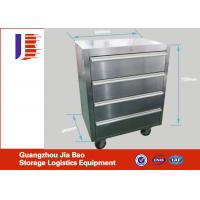Wholesale Customized Powder Coated Steel Industrial Storage Cabinets With 5 Drawers from china suppliers