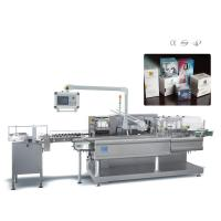 Wholesale Automatic Horizontal Round / Square Bottle Cartoning Machine DZH-120P from china suppliers