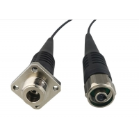 China 2 Core 7.0mm ODC Connector Fiber Optic Cable Assembly on sale