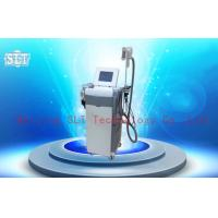 Wholesale Lipo Laser Cryolipolysis RF Slimming Equipment , Ultrasonic Cavitation Slimming Machine from china suppliers