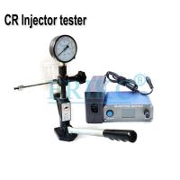 Wholesale ERIKC common rail injector nozzle tester equipment diesel injector testing machine from china suppliers