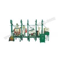 Wholesale High Performance 20-30T/D Integrated Rice Milling Equipment For Sale With Factory Price from china suppliers