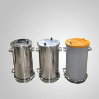 Wholesale Powder Hopper Big powder Hopper Mini Powder Hopper Powder Container from china suppliers