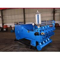 Wholesale Horsepower 500 KW Horizontal Four Cylinder Triplex Mud Pump for Oilfield Industry from china suppliers
