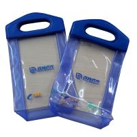 Wholesale 30C transparent soft cold storage PVC bag for medcine from china suppliers