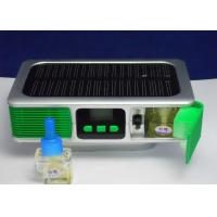 Quality OEM Green Silver Negative Ions Car Oxygen Bars for Preventing Infections for sale