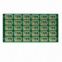 Wholesale 3-step HDI PCB with Width/Length of 0.076mm and 0.68mm Thickness from china suppliers