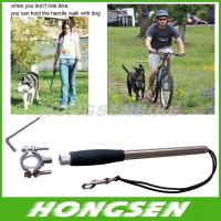 Wholesale NEW Dogs Lead Bike Distance Keeper Dog Walking Bike Leads Exercise With Your Dog from china suppliers