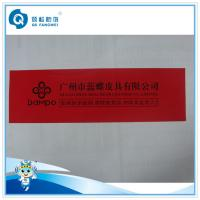 Wholesale Red Transfer Customized Printing VOID Boxes Seal Tape In Flat Packing from china suppliers
