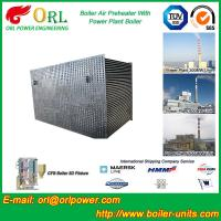 Wholesale SA210A1 Steel Water Boiler Air Preheater In Power Plant Low Pressure from china suppliers