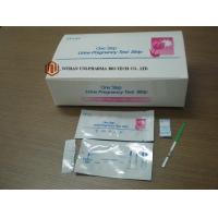 Wholesale Early Detection Pregnancy Test Kit , Urine Pregnancy Test Strips / Cassette >99% Accuracy from china suppliers