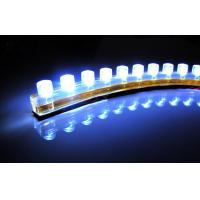 Wholesale Warm white Cool white Car Led Strip Lights 24 leds/m , 120 degree beam angle from china suppliers